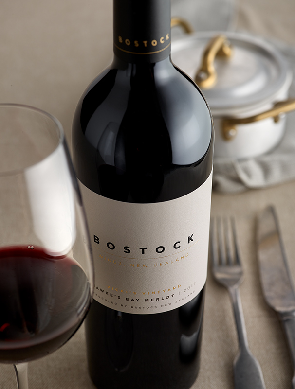 Bostock Wines | Merlot 2017 Tasting Notes