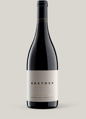 Bostock Wines | Syrah 2017